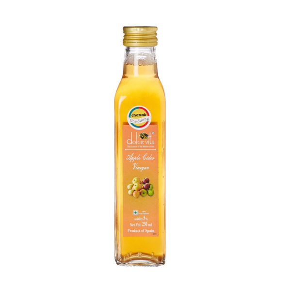 Imported Apple Cider Vinegar from Italy in India