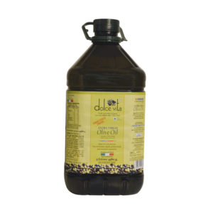 Dolce Vita Italian Extra Virgin Olive Oil 5liter from Italy in India