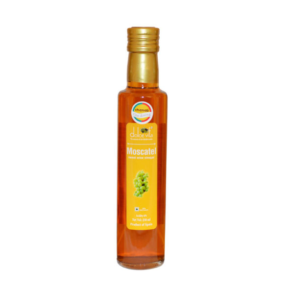 Imported Moscatel Sweet Wine Vinegar from Italy in India