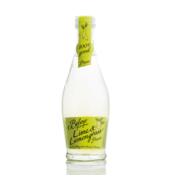 Imported Lime & Lemongrass Juices from UK in India