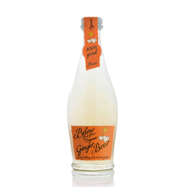 Imported Organic Ginger Beer Juices from UK in India