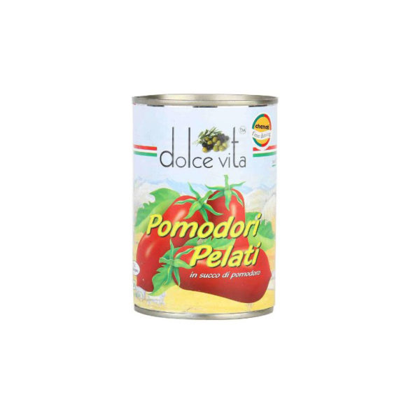 Imported Peeled Tomatoes from Italy in India