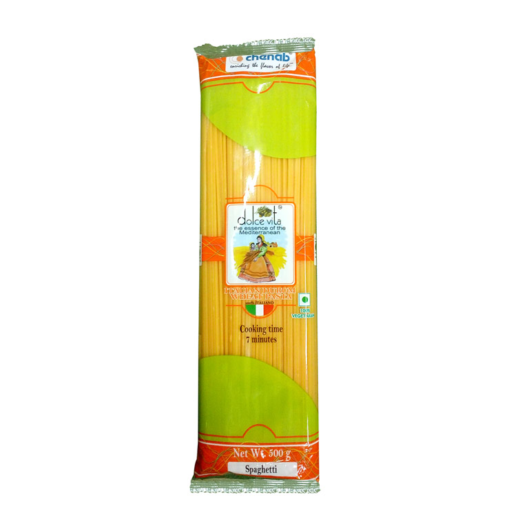Dolce Vita Spaghetti Pasta 500gm from Italy in India