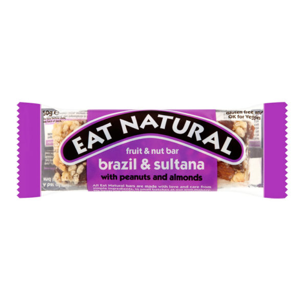 Imported Dried Fruit & Nut Snack Bar from UK in India