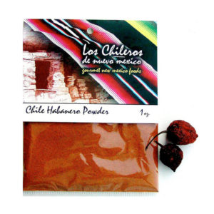 Mexican Habanero Chili Powder 28g – Los Chileros