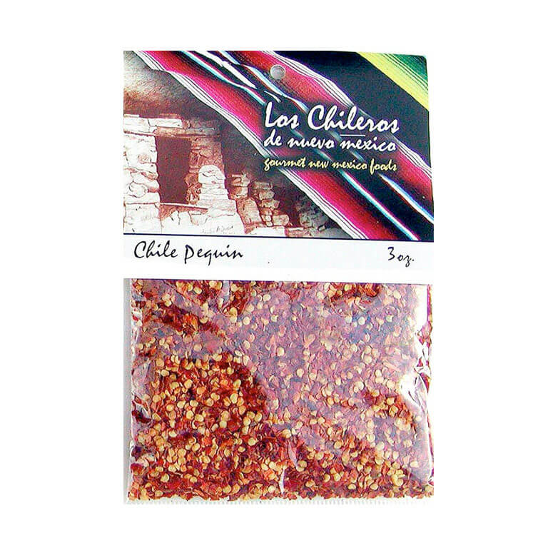 Los Chileros Chile Pequin Crushed Mexican Chilli 84gm from Mexico in India