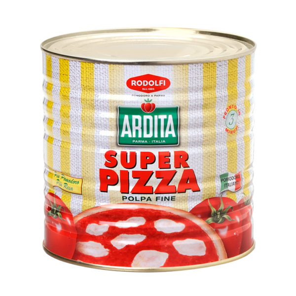 Imported Italian Tomato for Pizza from UK in India