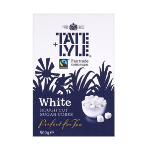 Tate Lyle Fairtrade Sugar Cubes 500gm from UK in India