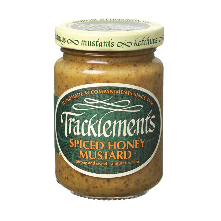 Tracklement English Spiced Honey Mustard 140gm from France in India