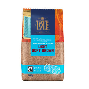 Tate Lyle Light Brown Soft Sugar 500gm from UK in India