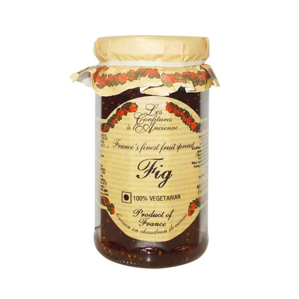 Imported French Fig Jam from France in India