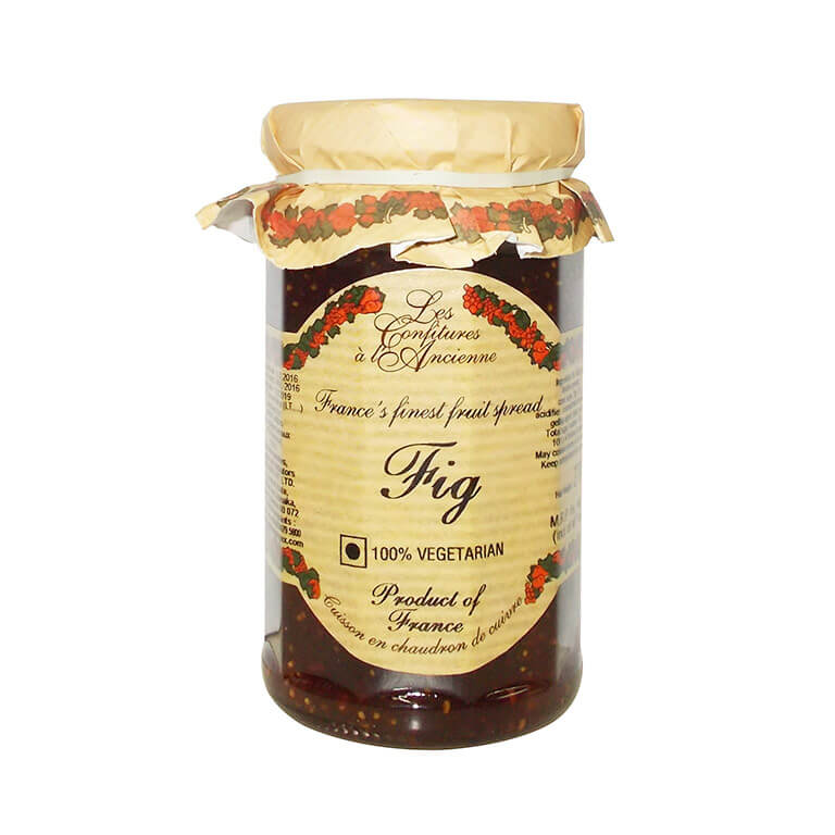 Confitures French Fig Jam 270g from France in India