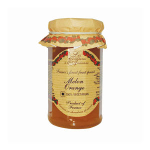 Melon Orange Jam 270g – Confitures