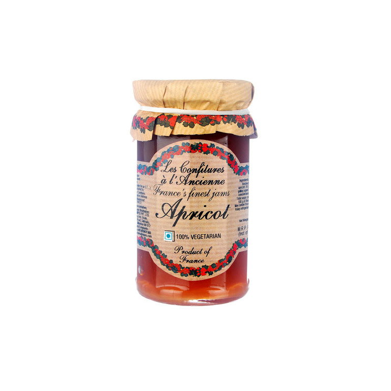 Confitures French Apricot Jam 270g from France in India