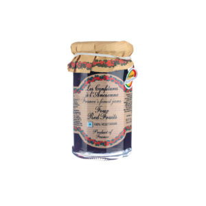 Confitures French Four Red Fruits Jam 270g from France in India
