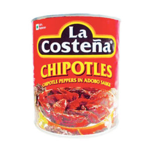Chipotle Peppers in Adobo Sauce 2.80kg – La Costena