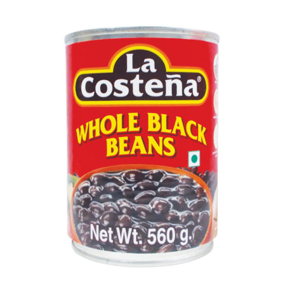 Imported Mexican Whole Black Beans from Mexico in India