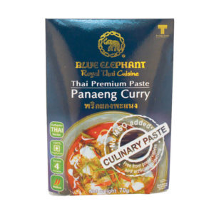 Thai Gluten Free Panaeng Curry Paste 70g – Blue Elephant