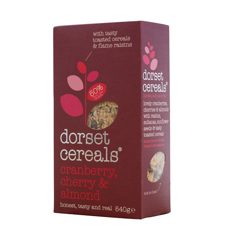 Dorset Dried Fruit Cereals 540gm from UK in India