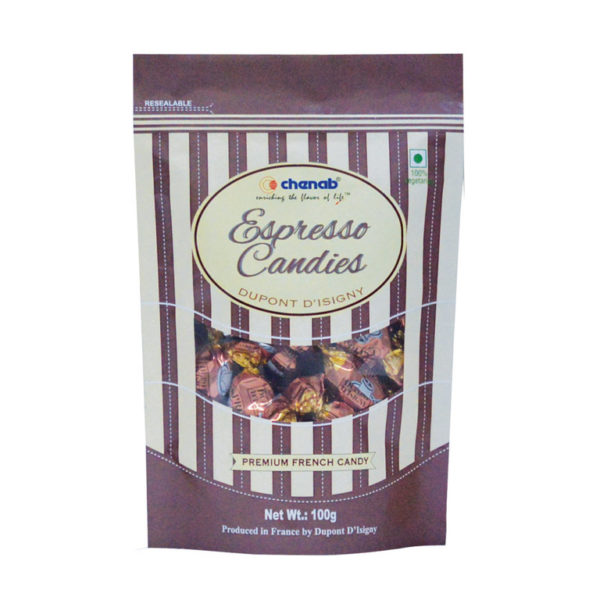 Espresso Coffee Candy Confectionery 100g – Dupont D' Isingy