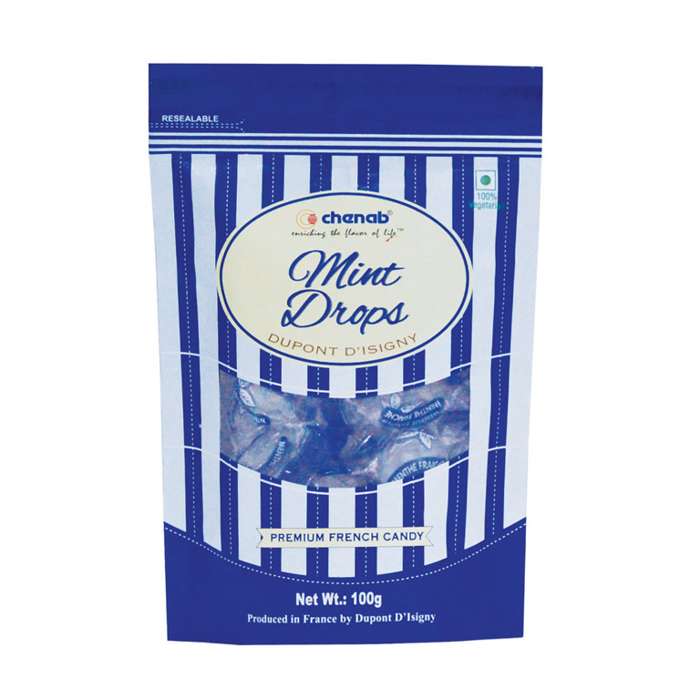Fresh Mint Candy confectionery 100g – Dupont D' Isingy