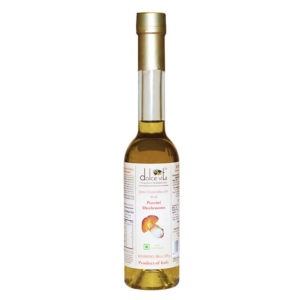 dolce vita Extra virgin olive oil Porcini Mushroom flavored 250ml from Italy in India