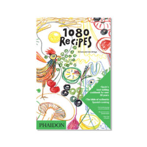 1080 RECIPES by Simone & Ines Ortega